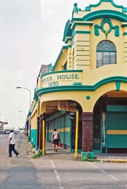 Corner House, Springs (South Africa)