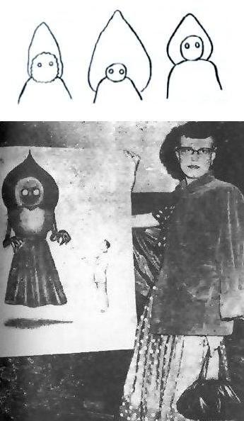 The mystery of the Flatwoods Monster
