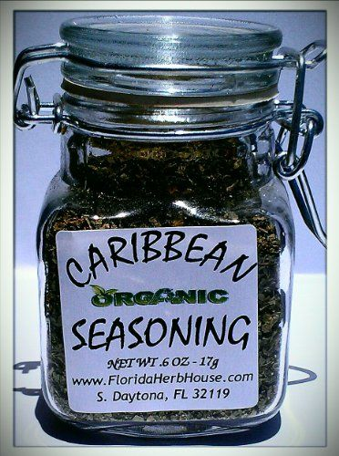 Caribbean Spice Blend 0.6 oz. (17g) - Organic Eco Friendly Gifts! - Eco-Spices! - http://spicegrinder.biz/caribbean-spice-blend-0-6-oz-17g-organic-eco-friendly-gifts-eco-spices/
