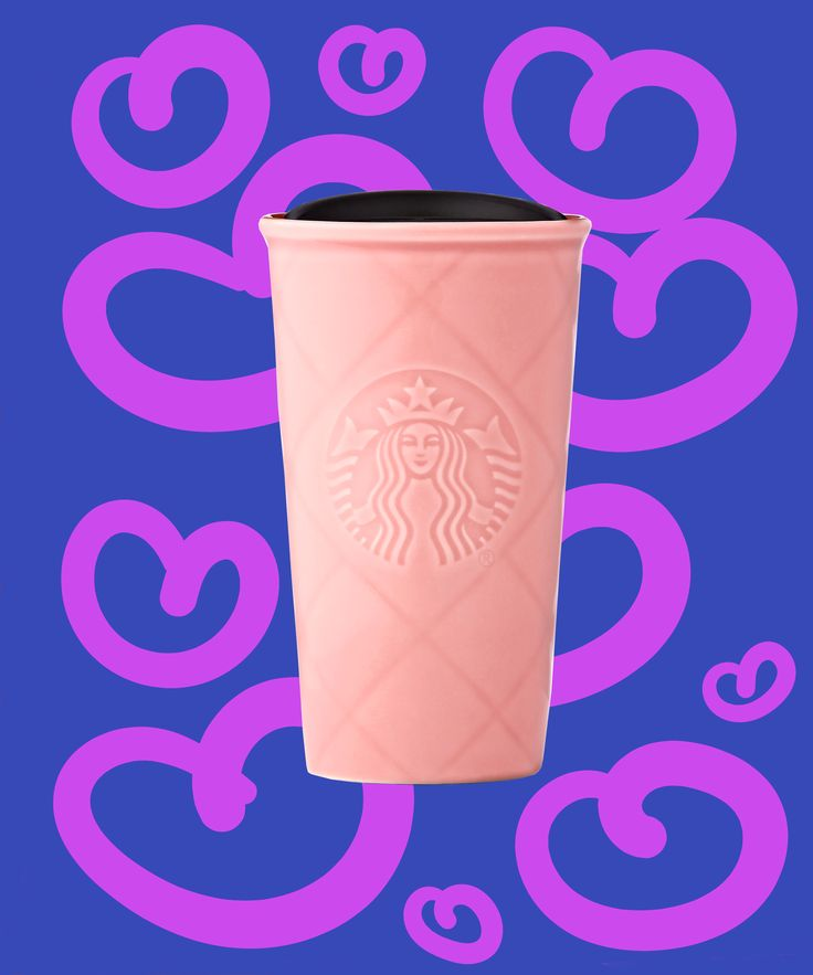 The Valentine's Day Collection At Starbucks Is Here, Cupids #refinery29  http://www.refinery29.com/2017/01/137563/starbucks-valentines-day-2017-collection