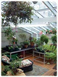 Advanced & Hobby Gardeners greenhouse, green house kit, orchid growing paradise