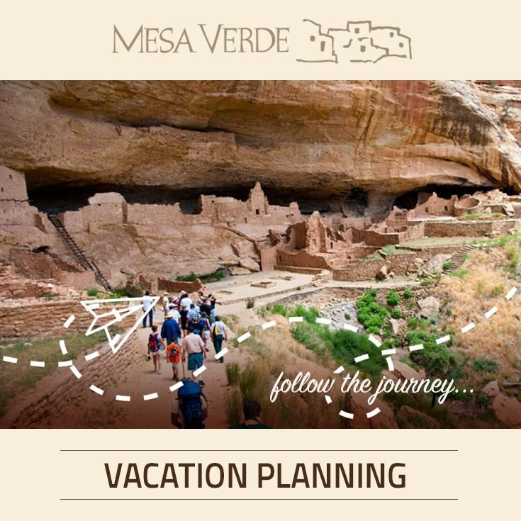 To help plan your vacation to Mesa Verde National Park, we have assembled brochures, day trips, packing list and much more!