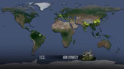 World Population History - From 1 to 2050 AD - 9GAG