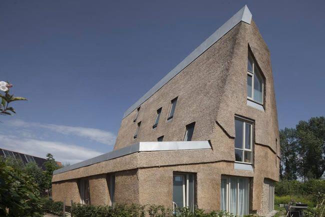 Bildergebnis für Reet Architektur