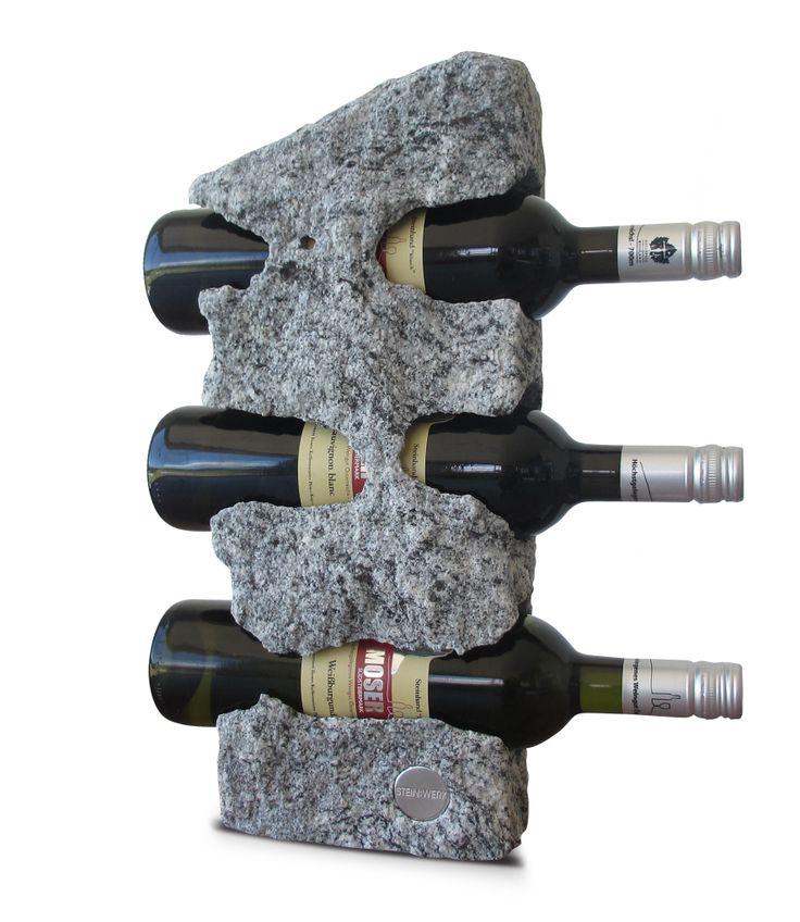Wein Flaschenständer!