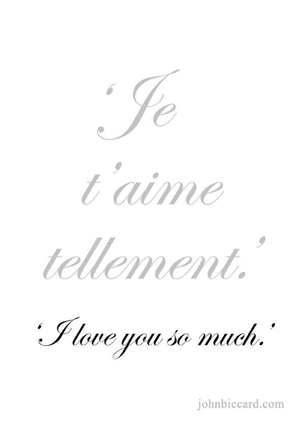 ♔ 'I like you a lot.'