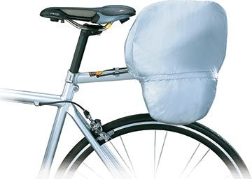Topeak Rain Cover for RX Trunk Bag (EXP & DXP) - Shop - Bowcycle.com - Calgary, Alberta