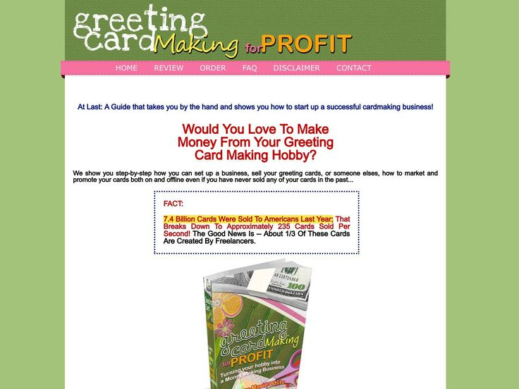 How To Start A Card Making Business Best Business Cards