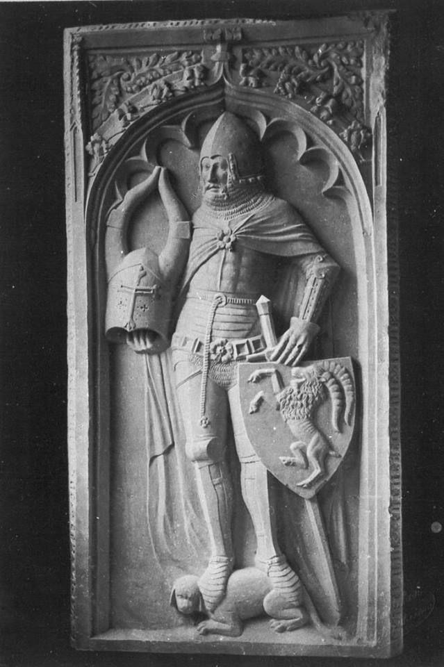 1379 - Burchard Von Steinberg - Hildsheim