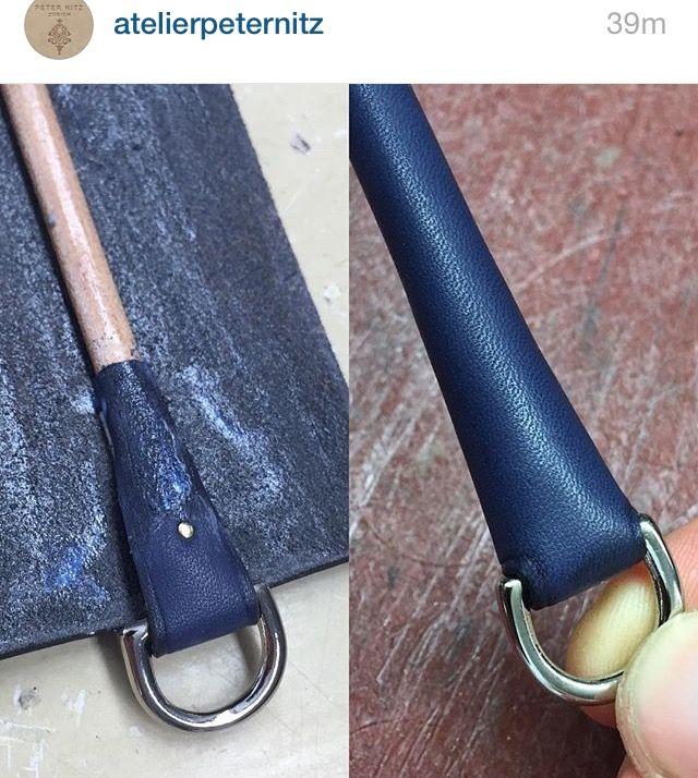 Как сделать ручки на сумку