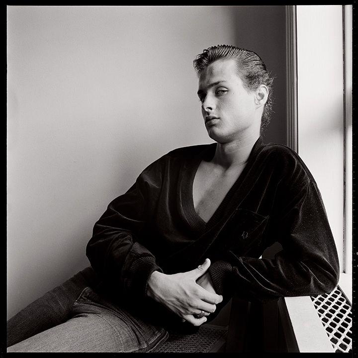 Diane Arbus--- the look
