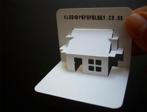 Creative Business Cards | ... Architects Business Cards for Delivering Your Message the Creative Way