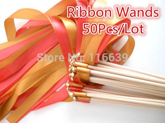 Goedkope , koop rechtstreeks van Chinese leveranciers: Bruiloft lint stok/lint wands/twirling streamersStok lengte: 30cm( l)* 4mm( dia)60cm( l)* 2,5 cm( w) of kant lintenRing bel: gouden of zilverenKleur: kan worden gekozen uit hieronderCustomzized kleur: