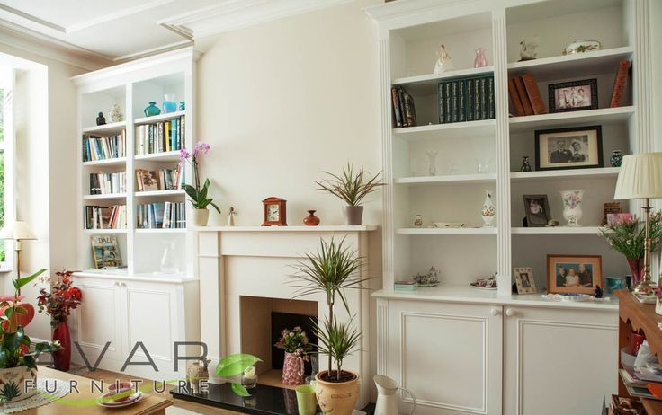 High quality alcove units from Avar Furniture
