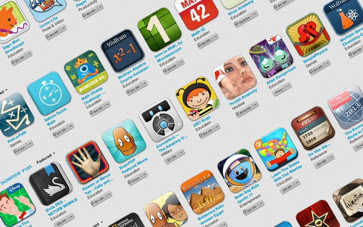 The 70 Best Apps for Teachers And Students - mostly free learning educational apps - #homeschooling #homeschool