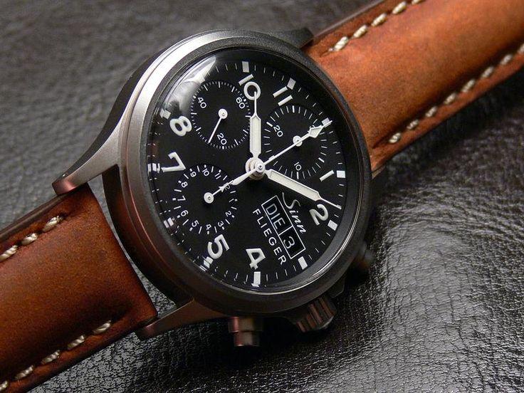 Sinn 356 Flieger #mode #style #montres #sinn #sinn356 #watch #watches #fashion #mensfashion