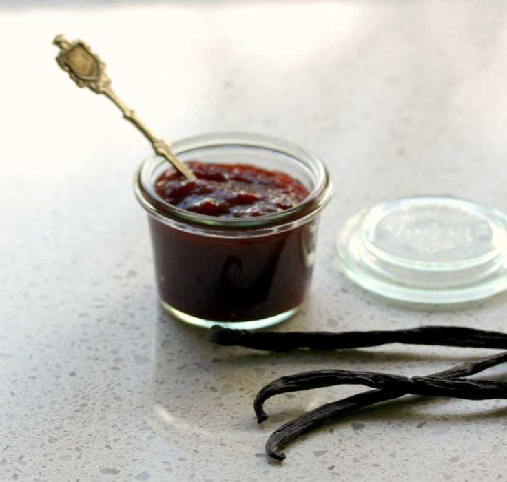 Photo of Strawberry Vanilla Jam