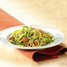 Weight Watchers Recepten - Spaghetti met Thaise pesto