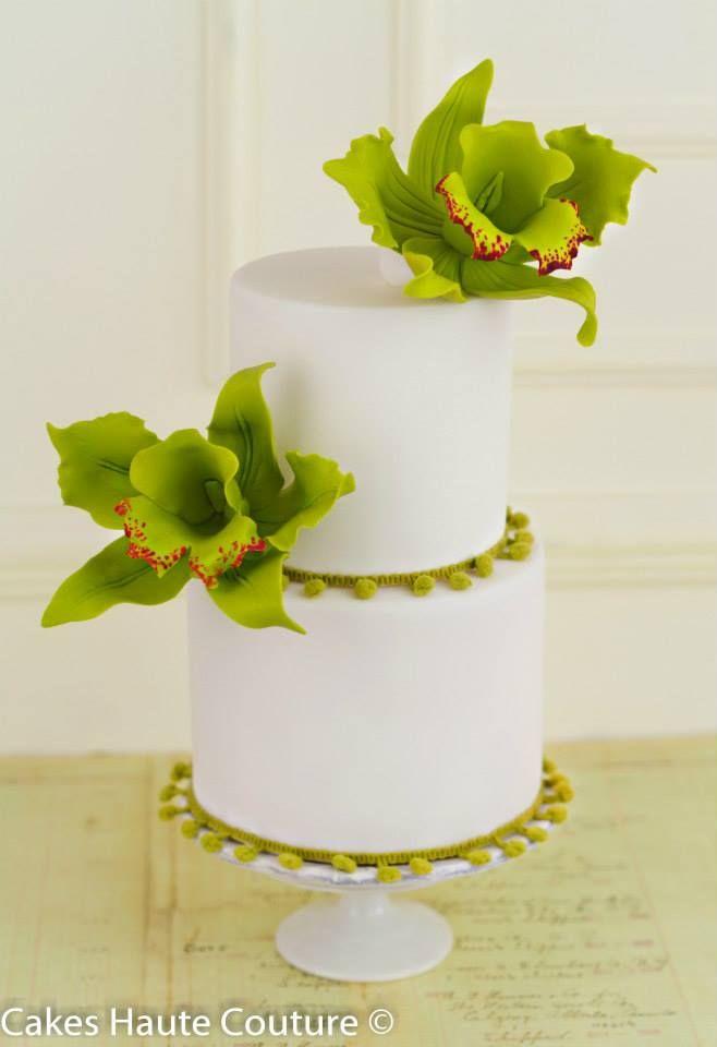 + Ideen zu Hochzeitstorte Grün Weiß auf Pinterest  Hochzeitstorte ...