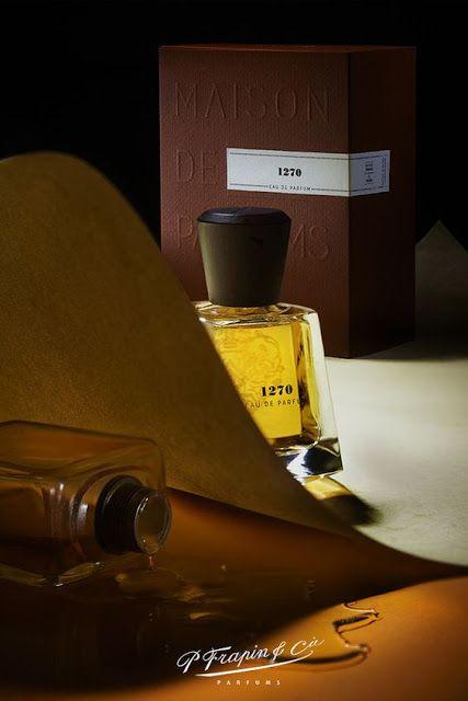 Frapin 1270 EDP -zapach prawie idealny ~ Lepsza wersja samej siebie