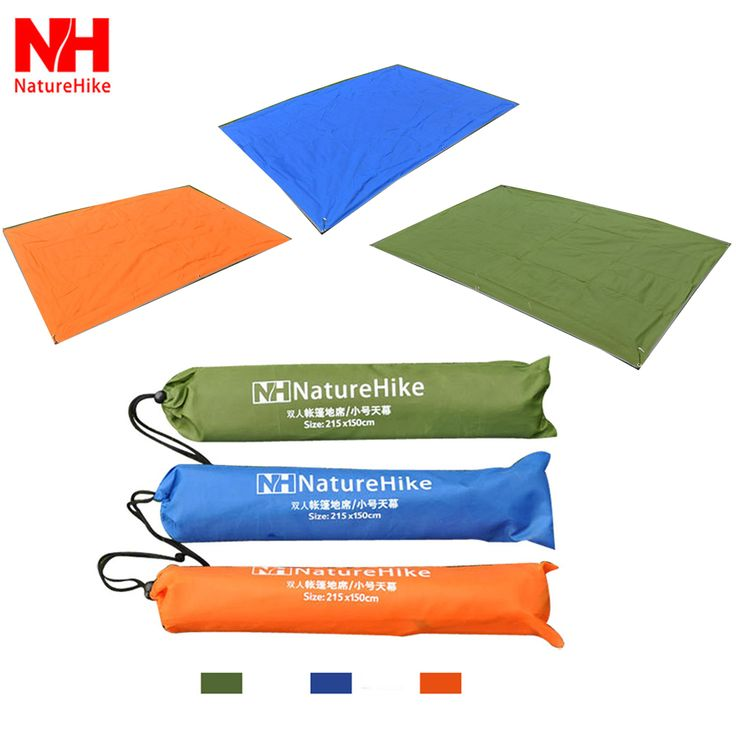 POINT BREAK NH15D004-X 2 People Mat Outdoor Camping Traveling Moisture-proof Pad Tent Don't Include the Support Bar Awning
