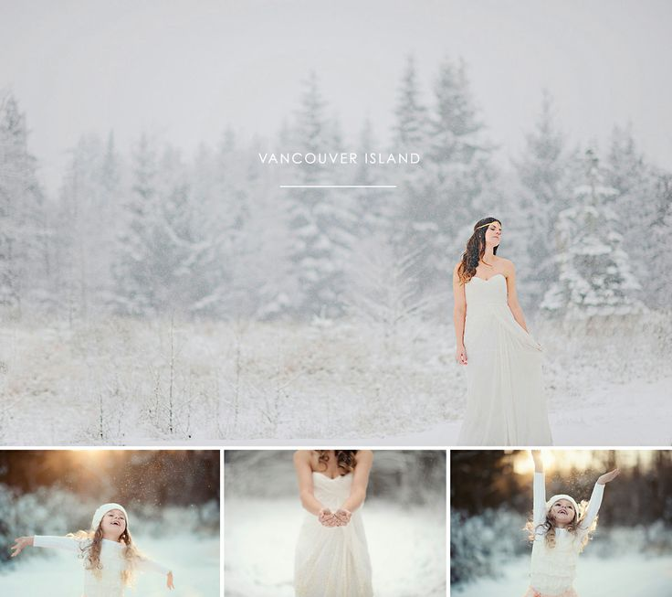 erinwallisvancouverislandphotographer.jpg vancouver island wedding photos, snow, glitter, snow bride, beautiful snow photo, glitter girl, gold glitter, snowy bride, snow