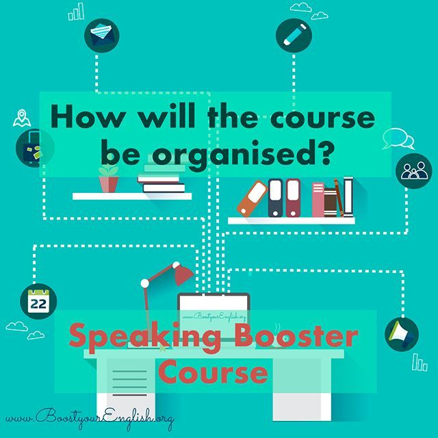 ✅How will the course be organised? ➡️swipe the images Every morning you will: 🖌receive an email with the task 🖌receive a task and an audio message in you whatsApp chat 🖌get a new task in your online classroom You need to to: 📍think about todays topic 📍give your reply 📍reply to others The discussion topic are similar to the ones we have in #boost_communication ✅More info here ➡️ @speakingbooster_info  #speakingbooster #whatsappenglishcourse #onlineenlighcourse #letsspeakenglish…