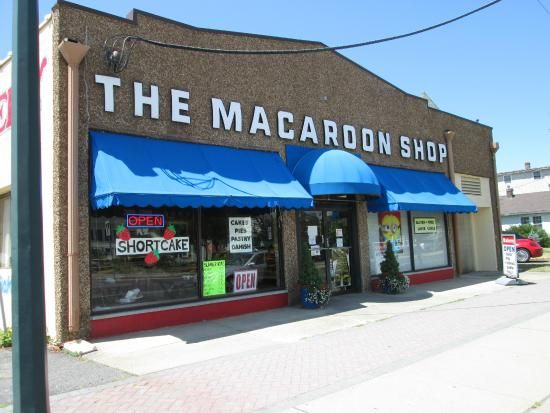avon by the sea new jersey | The Macaroon Shop, Avon by the Sea - Restaurant Reviews, Phone Number ...