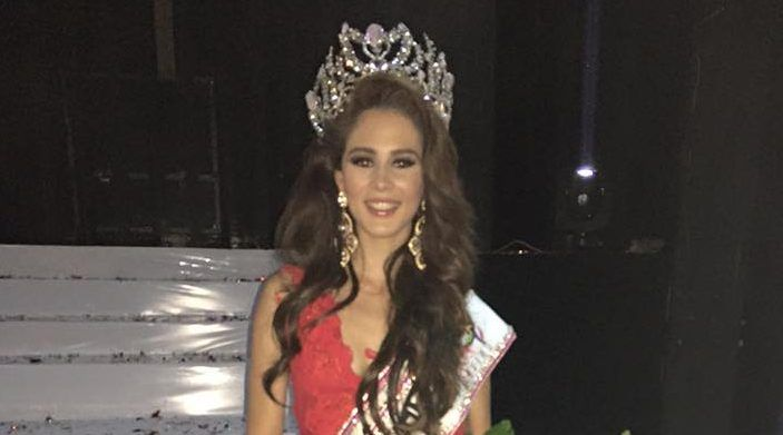 Para Yucatán el Miss Teen Universe México