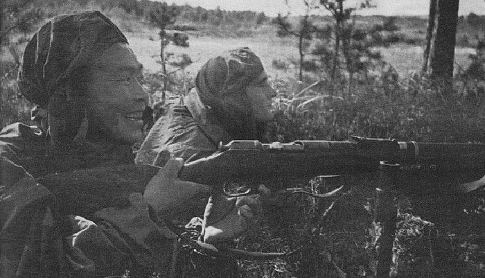 Red Army Snipers