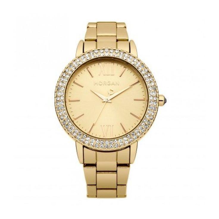 Morgan M1229GM Női karóra - Ajándék pénztárcával - Morgan - karóra, webáruház és üzlet, Vostok, Bering, Ice Watch, Morgan, Mark Maddox, Zeno watch, Lorus
