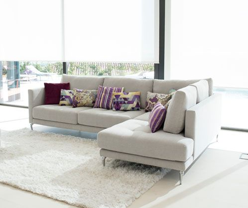 Corner Sofas | Fabric Corner Sofas & Leather Corner Sofas | Ponsford