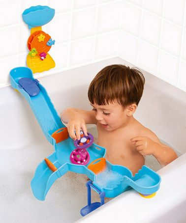 Loving this Tub Time Water Park Playset on #zulily! #zulilyfinds