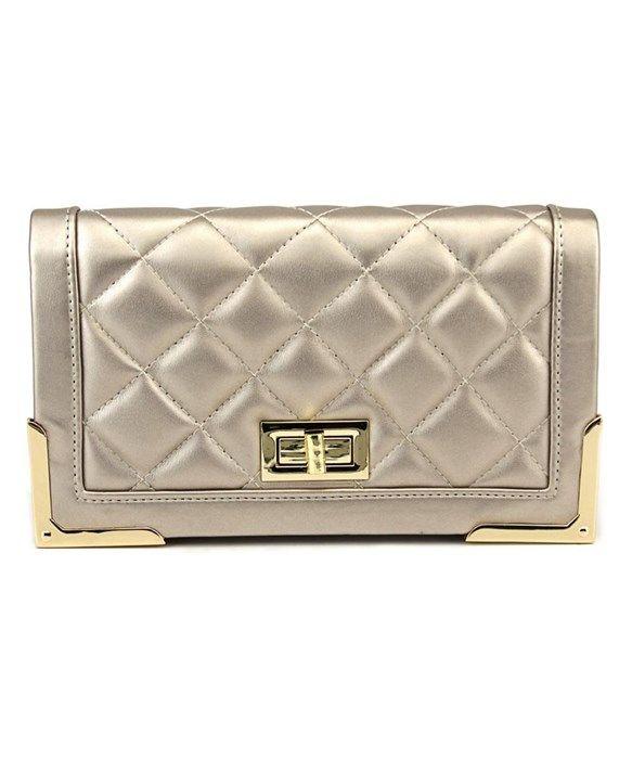 La Regale Lenore Evening Bag Women   Faux Leather  Evening Bag NWT