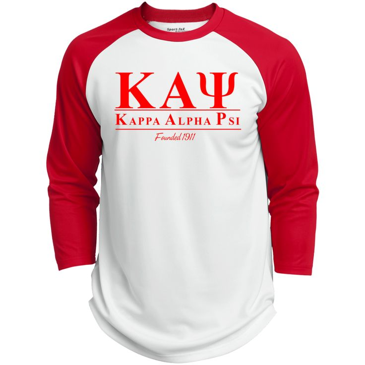 Kappa Alpha Psi Raglan