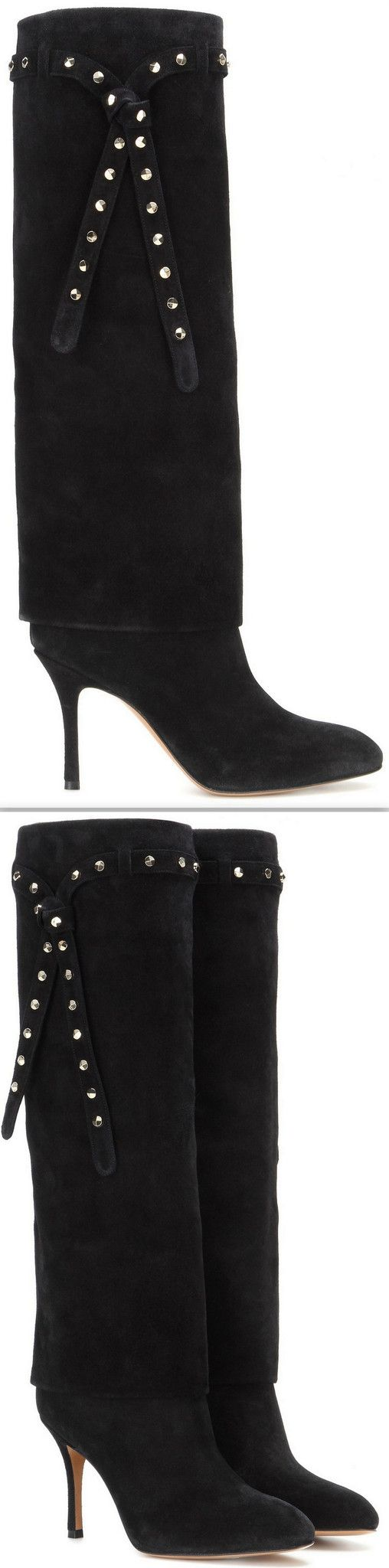 25 best ideas about suede knee high boots on