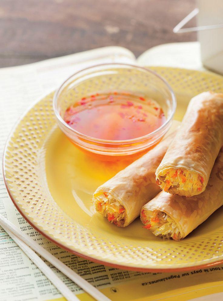 1000 ideas about rouleaux imp riaux on pinterest chili for Cuisine ricardo