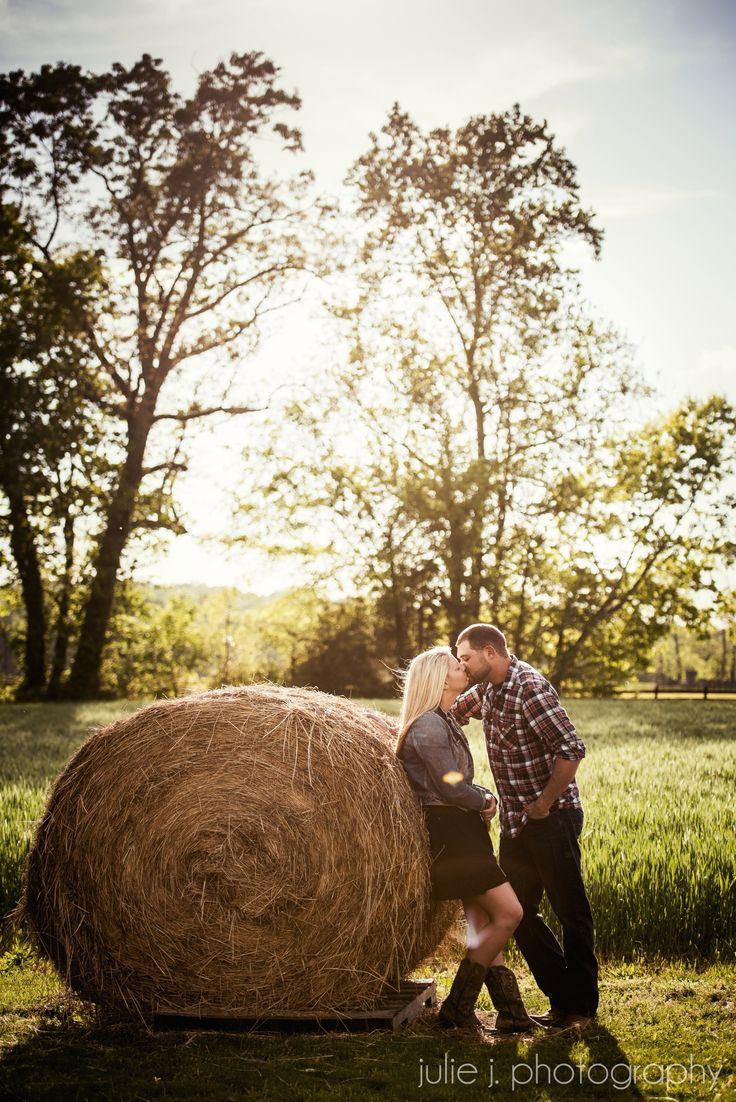Fairview Farm Engagement Photos, Rustic Virginia Wedding Venues