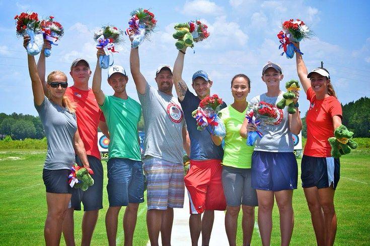 USA announces Rio 2016 Olympic #archery team