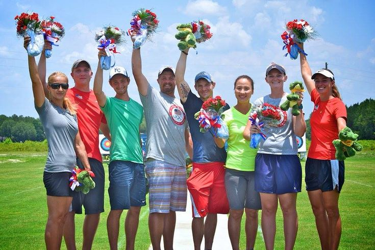 USA announces Rio 2016 Olympic #archery team