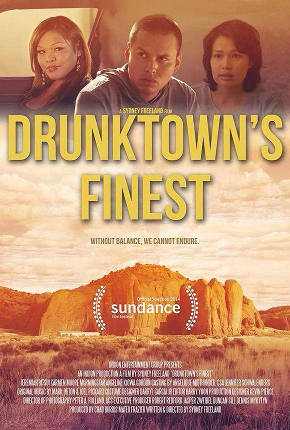 A Fresh Face at Sundance: Elizabeth Frances of 'Drunktown's Finest' - ICTMN.com