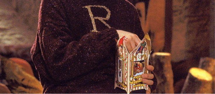 I've got a box from Harry Potter world