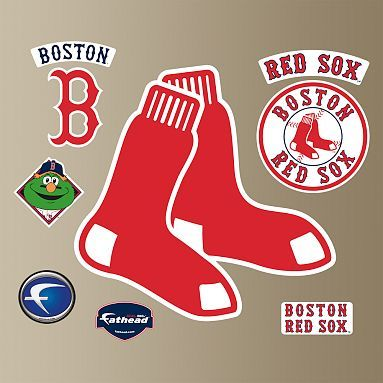 24 best devin 39 s bedroom images on pinterest boy for Boston red sox bedroom ideas
