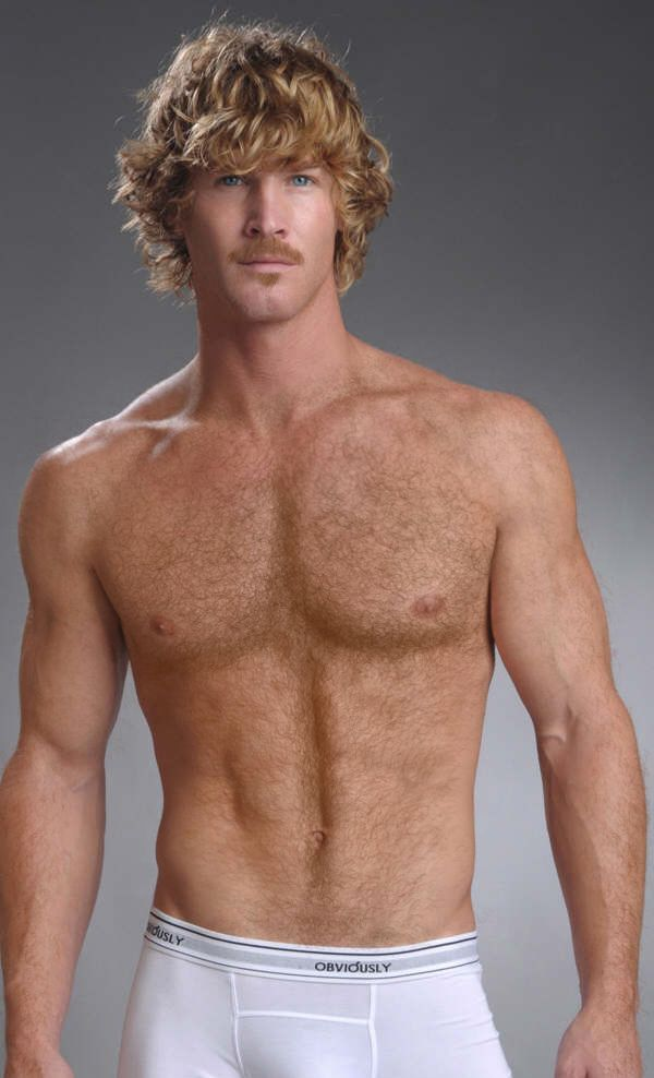 Pin on men, Hairy is hot