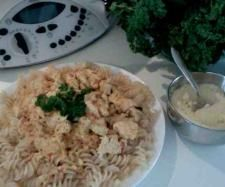 Creamy Chicken with Sundried Tomato & Chilli   Official Thermomix Recipe Community