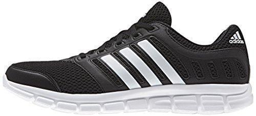 Oferta: 50€. Comprar Ofertas de adidas Breeze 101 2 M Zapatillas de deporte, Hombre, Negro / Blanco, 44 2/3 barato. ¡Mira las ofertas!