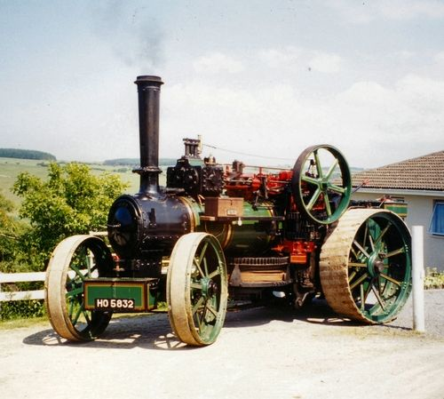 Auction Lot 2925  (McLAREN PLOUGHING ENGINE 12nhp 'Avis'  Works No. 1541  Reg. ..) Image 1