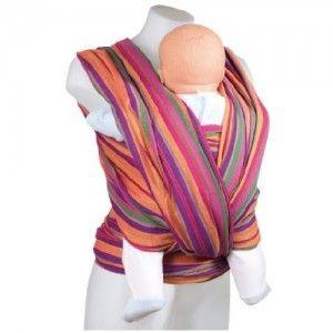 a la recherche dun cadeau de naissance pratique et colore cette echarpe de por e vous permet de porter bebe des la naissance jusqua ans