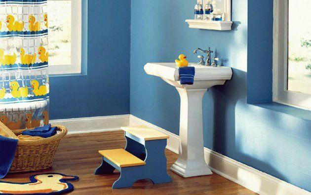 30 Bunte Und Lustige Kinder Badezimmer Ideen In 2020 Kind Badezimmer Kinder Badezimmer Kinder Badezimmer Ideen