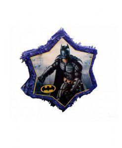Batman Parti Malzemeleri 3 Boyutlu Yıldız Pinyata ve Sopası